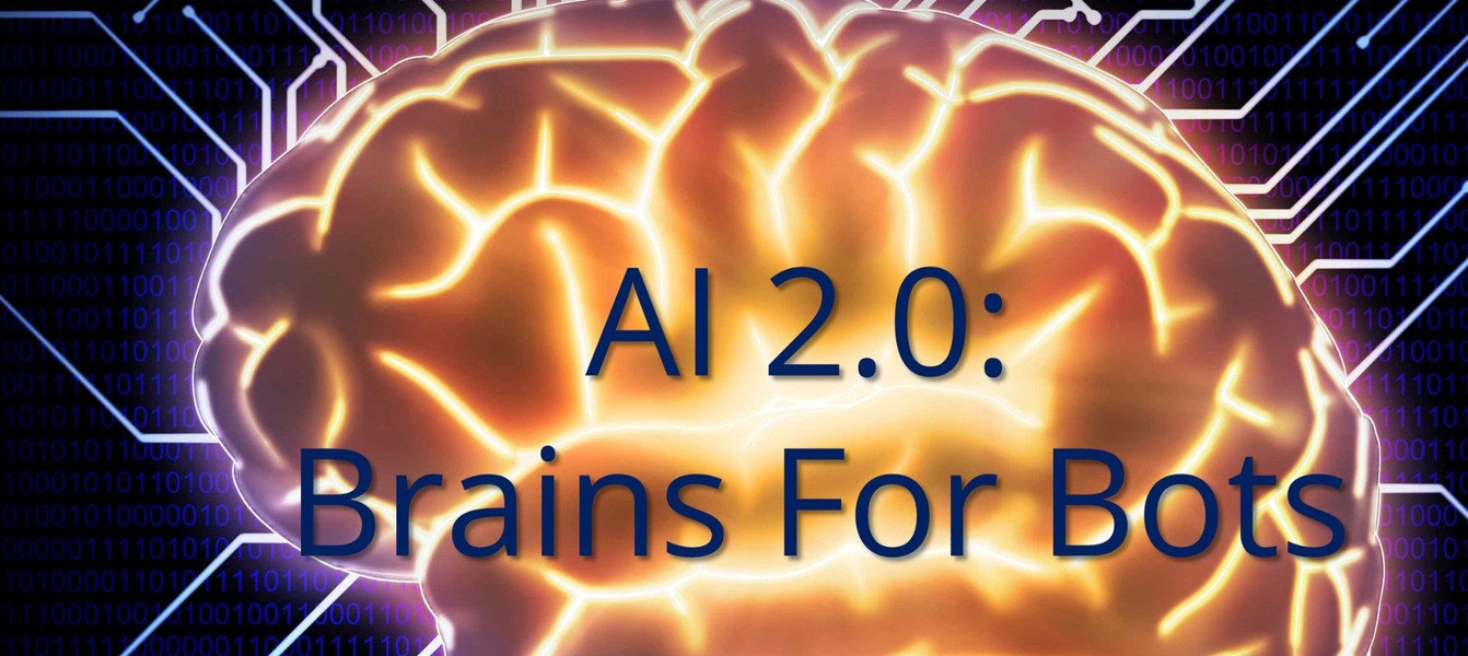 AI 2.0: Brains for Bots