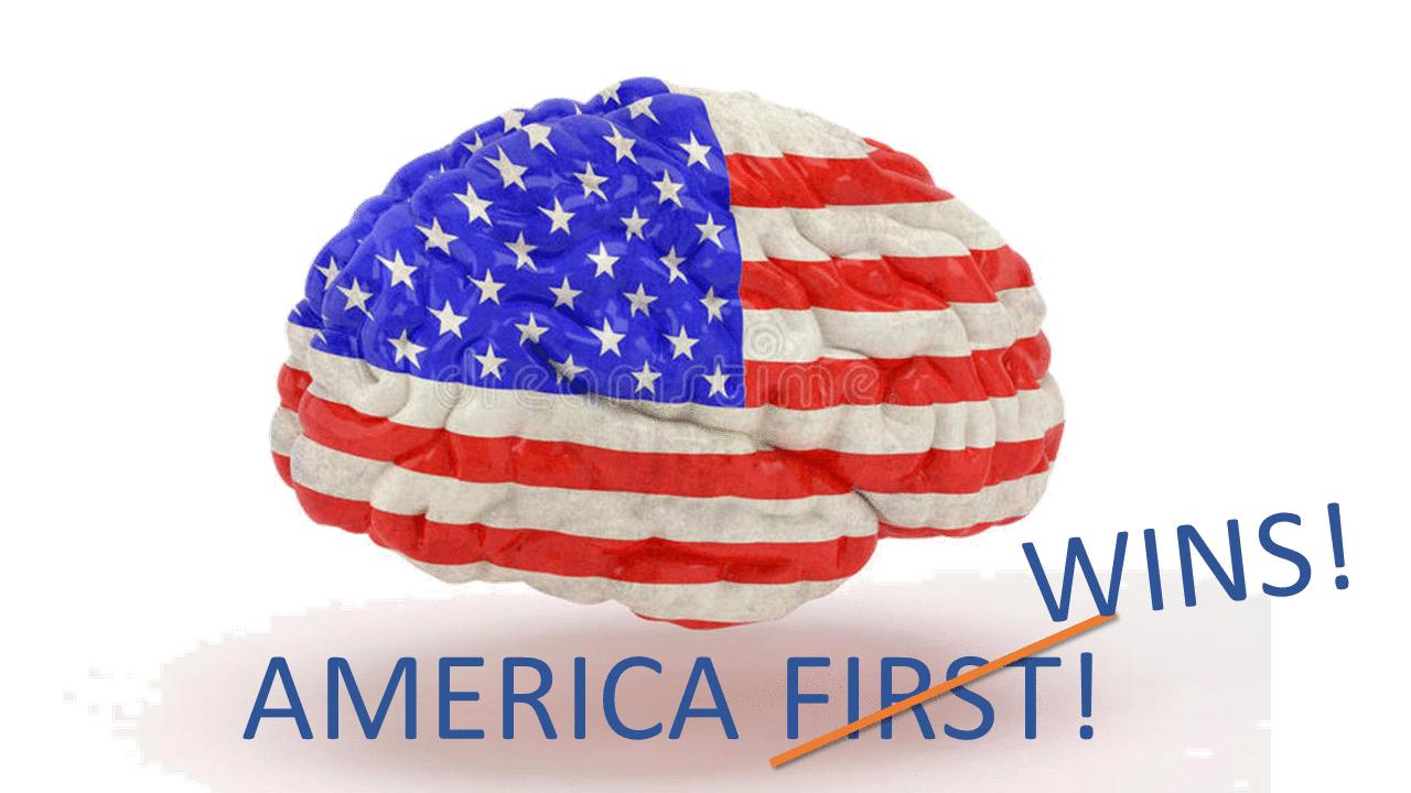 The AI race: America 1st vs America wins